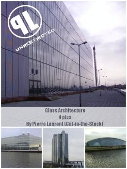 Glass Architecture-Unrestrictd by Cat-in-the-Stock
