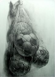 soccer ball by artist6645