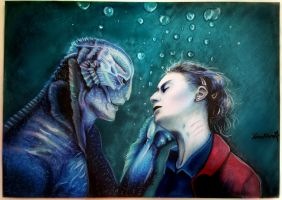 the shape of water by kirakam