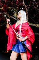 Tenjho Tenge: Night of Fate by Pisaracosplay