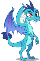 Vector #790 - Ember #5 by DashieSparkle