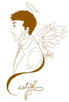 Cas by GinnyMilling