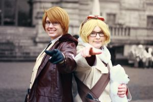 Aph - american brothers by FrauDoku