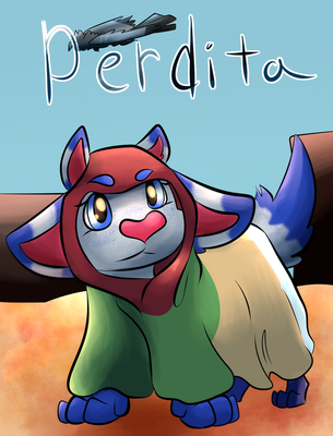 Perdita Cover 2 by LiokkaMillie