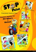 Stop Point Poster by robertsen