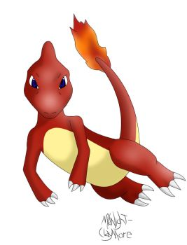 Charmeleon by Rin-Claymore