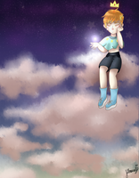 Queen of the clouds by WeepyKing