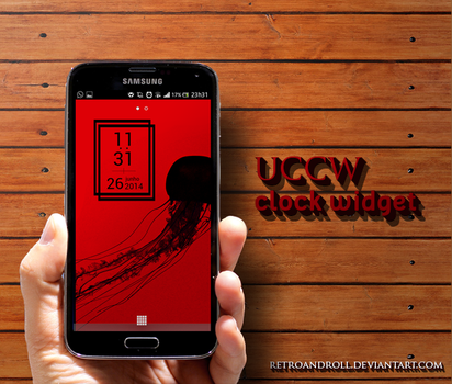 UCCW Widget I by RetroAndRoll