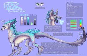 Daz ref sheet by quartzy
