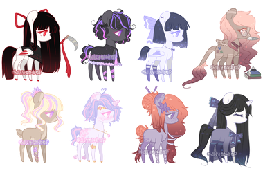 Adopts Batch Reduced | Open by Irusu-Adopts