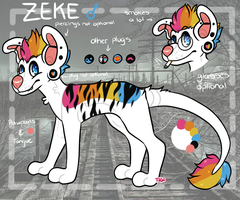 Zeke by UF0-H0E