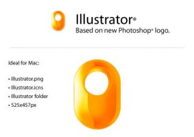 Illustrator Dock Icon by Nemed