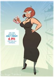 Lucy - 6.9 Percent Off - Commission by HugoTendaz