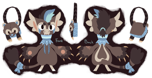 Tobias Ref Sheet (Redesign) by TawnySoup