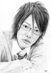 Sato Takeru II by excence
