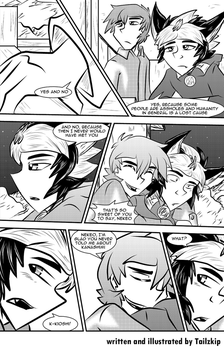 Tame Webcomic - CH30 Page 13 by Tailzkip