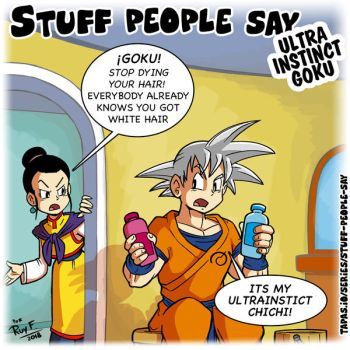 Stuff people say 324 by FlintofMother3