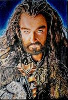 Thorin on Crayon by blueprince312