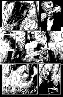 Th Pg15 The Hunger Werewolves art by Elmer Cantada by EVC