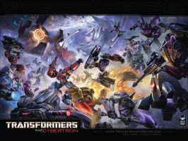 Transformers WFC2 by 16able