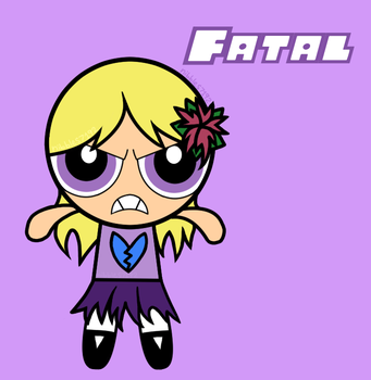 [G] Fatal The PPG OC by nibbles7192