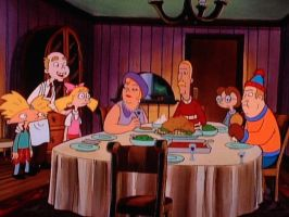 1001 Animations: Arnold's Thanksgiving by Regulas314