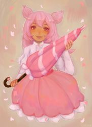 Cherry Blossom(mouse drawing) by Roshimii