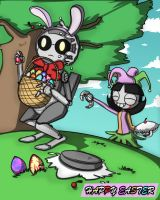 Happy Easter by RagingDroidX