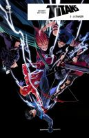 TITANS Tome 3 by DCTrad