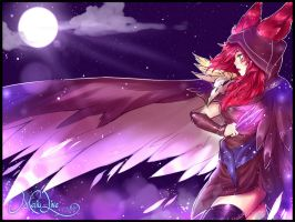 Xayah by MaiuLive