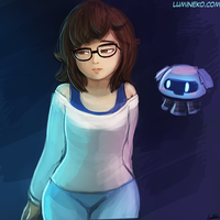 Morning Mei by luminaura