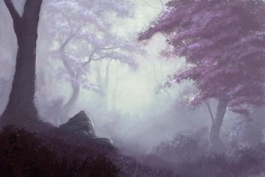 Mystic Forest by Antichristofer