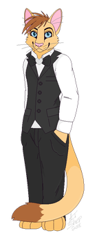 COM: Chase Fullbody by ajsh3p