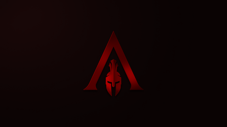 Assassin's Creed Odyssey Spartan Red (4K) by TheGoldenBox