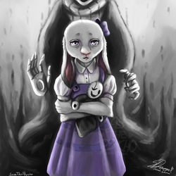 My Imaginary Friend by SasaThePsycho