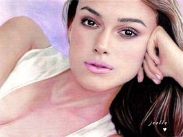 Keira Knightley by joelle-t27