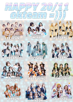 20161120 HAPPY 20/11 OKTEAM =)))) by okteam