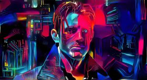 Altered Carbon - Takeshi Kovacs by vic8760