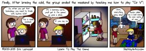 Learn to Play The Game by SketchyAntics