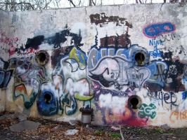 graffiti 5 by turtledove-stock