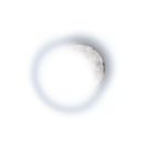 3d moon for background png by madetobeunique