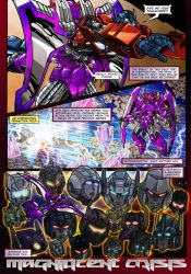 The Transformers: Magnificent Crisis - page 2 by Tf-SeedsOfDeception