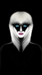 lady black by TheBekkie