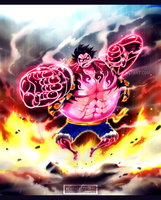 One Piece chapter 784 - Gear Fourth by Kortrex