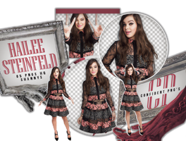 Png Pack 609 // Hailee Steinfeld by confidentpngs