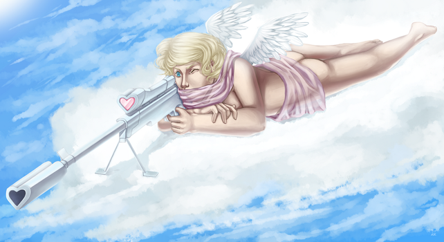 call of cupido by Zyn-Parker