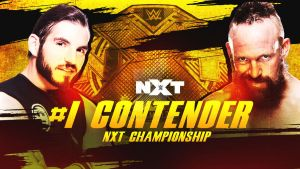 WWE NXT Custom Match Card by LstarEditions