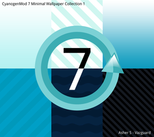 CM7 Minimal Wall Collection 1 by Vazguard
