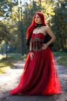 Gothic princess by 13-Melissa-Salvatore