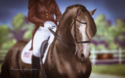 Little Mare, Big Heart Extra Image by Aliennor